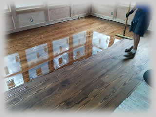 The Most Common Conversion Varnish Around Indiana Almost Legendary Is Glitsa S Bacca Sealer And Gold Seal Top Coat This Finish Has Strongest Odor
